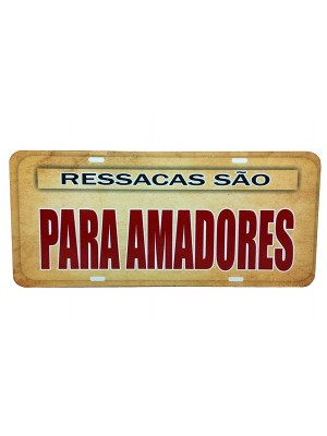 PLACA DECORATIVA FRASES 816-5