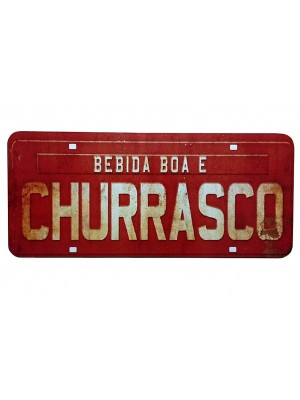 PLACA DECORATIVA FRASES 816-6
