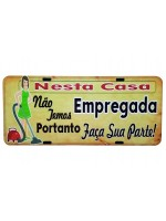 PLACA DECORATIVA FRASES 816-1