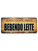 PLACA DECORATIVA FRASES 816-11